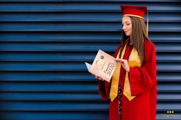 robe toga absolvire